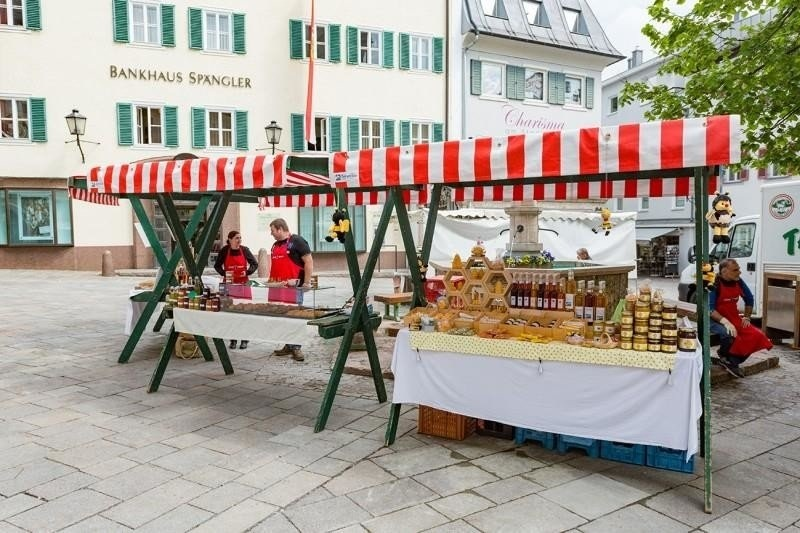 Stadtmarkt in Zell am See