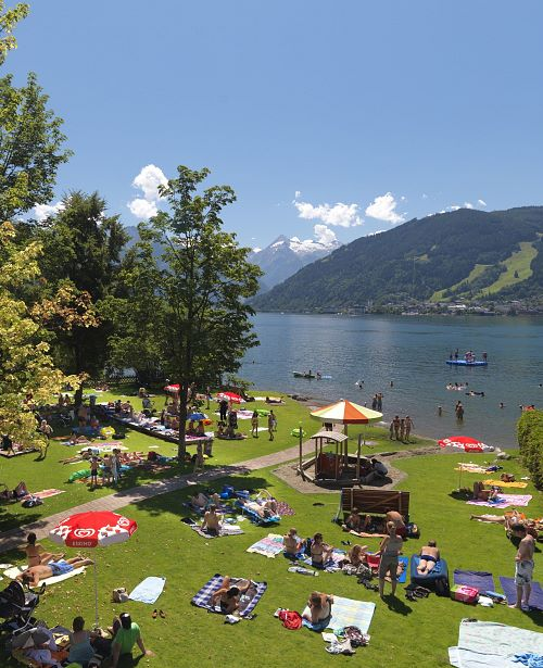 Badesee-Zell-am-See-Maishofen